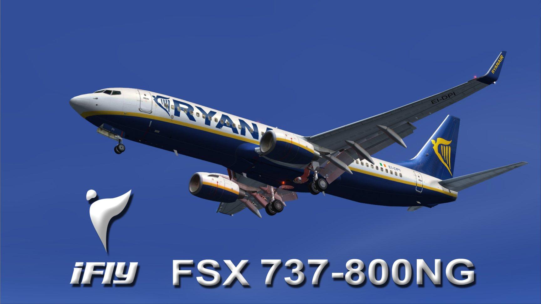 iFly 737 fsx [sitemap] - :: Flying Way ::